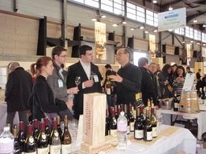 Salons du vin et d gustations de vin bio pour les f tes - Salon des vignerons independants lille ...